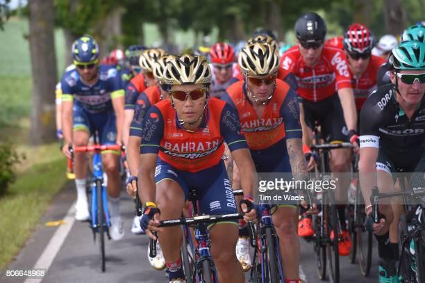 104th Tour de France 2017 / Stage 3 Yukiya ARASHIRO / Verviers LongwyCote des Religieuses 379m / TDF /