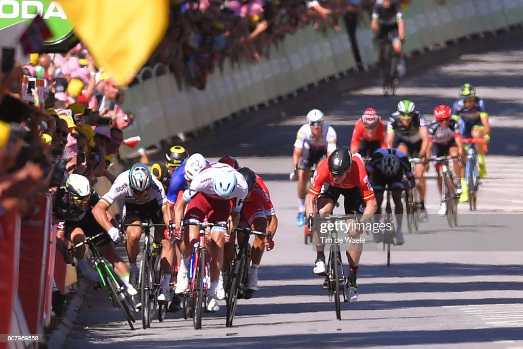 Cycling: 104th Tour de France 2017 / Stage 4 : News Photo
