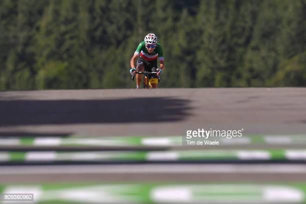 104th Tour de France 2017 / Stage 5 Arrival / Fabio ARU / Vittel - La Planche des Belles Filles 1035m / TDF/