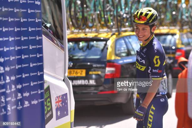 104th Tour de France 2017 / Stage 5 Start / Johan Esteban CHAVES / Vittel - La Planche des Belles Filles 1035m / TDF/