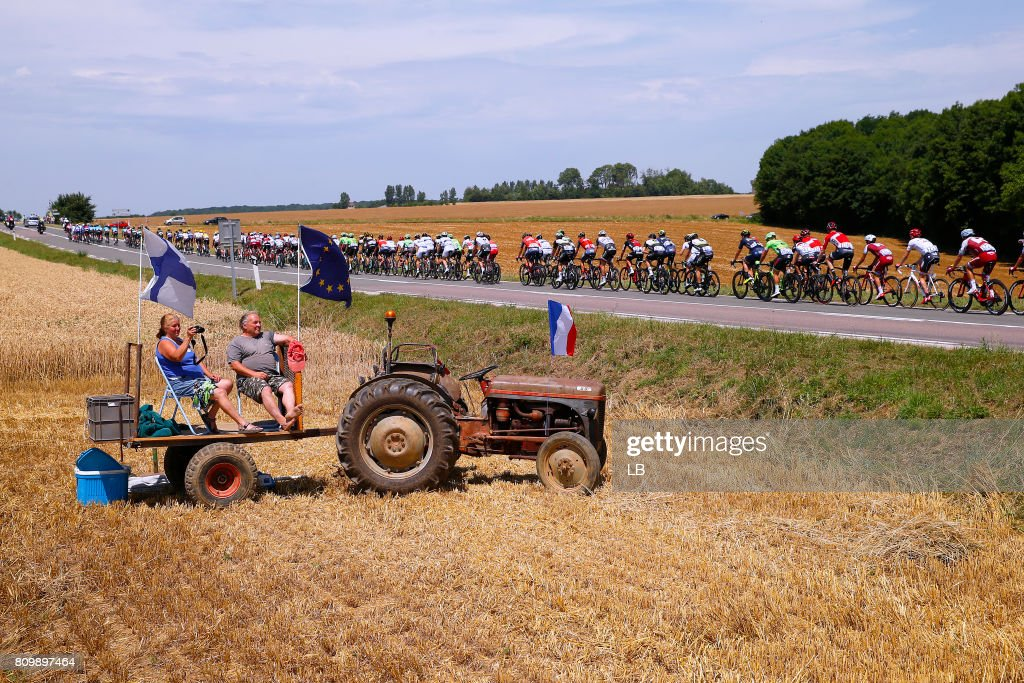 Cycling: 104th Tour de France 2017 / Stage 6 : ニュース写真