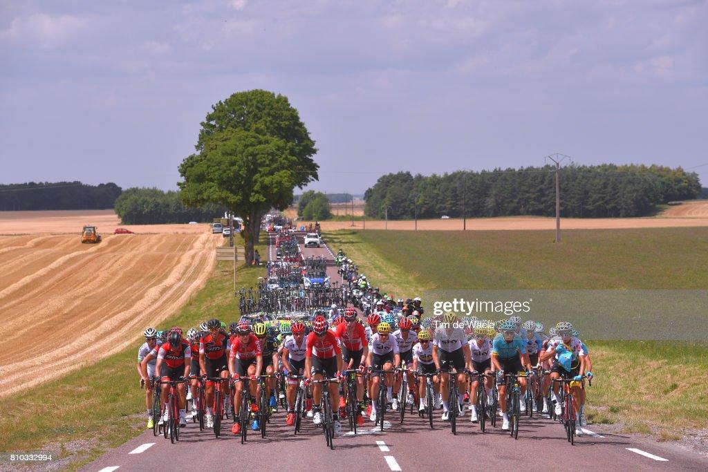 Cycling: 104th Tour de France 2017 / Stage 7 : ニュース写真
