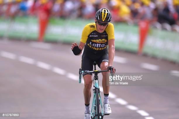 104th Tour de France 2017 / Stage 8 Arrival / Robert GESINK / Dole Station des Rousses 1178m / TDF/