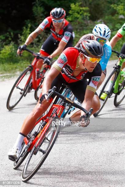 104th Tour de France 2017 / Stage 8 Greg VAN AVERMAET / Dole Station des Rousses 1178m / TDF /