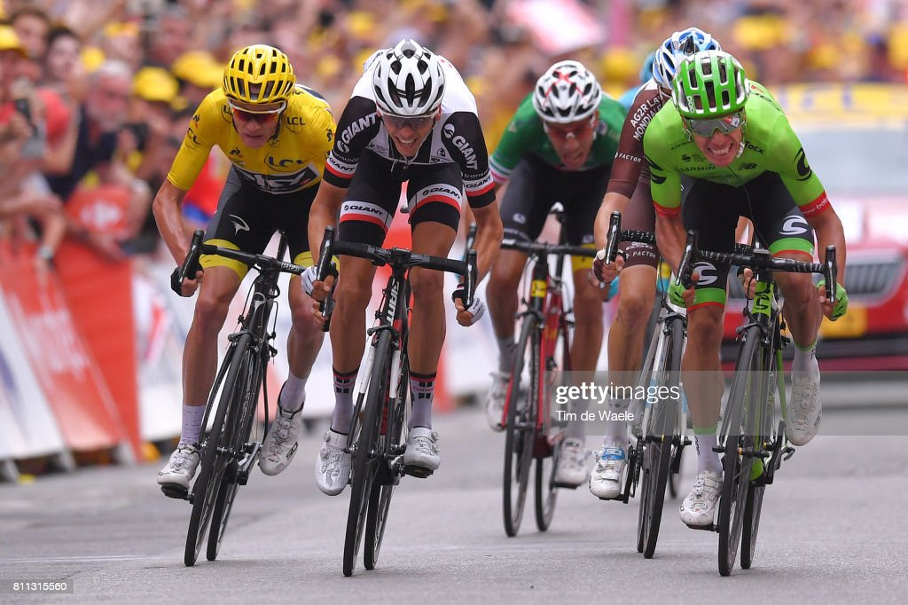 Cycling: 104th Tour de France 2017 / Stage 9 : News Photo