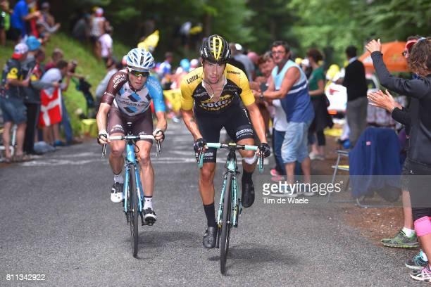 104th Tour de France 2017 / Stage 9 Primoz ROGLIC / Jan BAKELANTS / Nantua Chambery / TDF/