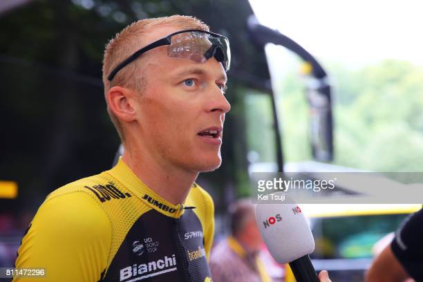 104th Tour de France 2017 / Stage 9 Start / Robert GESINK / Nantua Chambery / TDF/