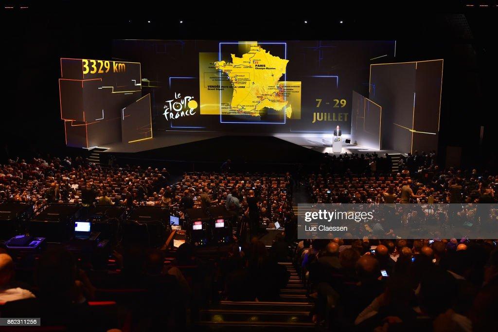 Cycling: 105th Tour de France 2018 / Presentation : News Photo