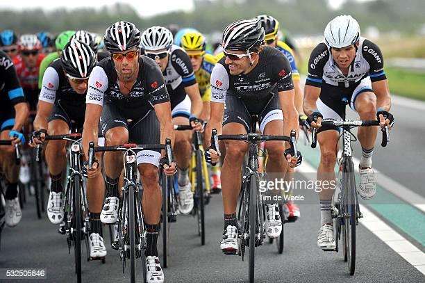 10th Eneco Tour 2014 / Stage 1 CANCELLARA Fabian / HONDO Danilo / VEELERS Tom / Terneuzen Terneuzen / Rit Etape /Tim De Waele