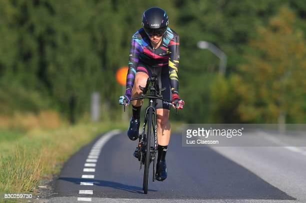 10th Open de Suede Vargarda 2017 / Women TTT Team Canyon SRAM Racing / Alexis RYAN / Vargarda Vargarda / Team Time Trial / TTT / Women / OSV /