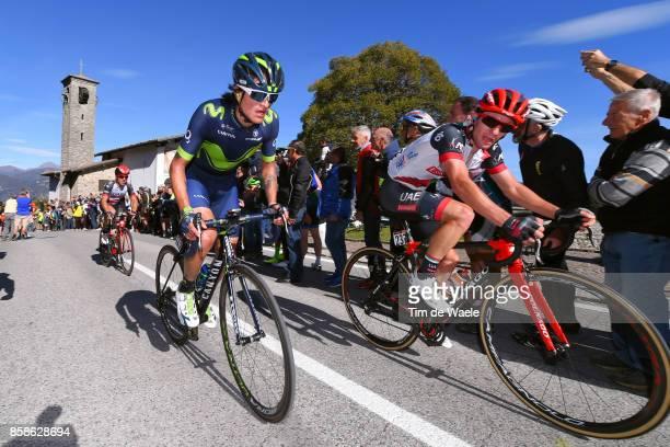 111th Il Lombardia 2017 Jan POLANC / Winner ANACONA GOMEZ / Bergamo Como / IL /