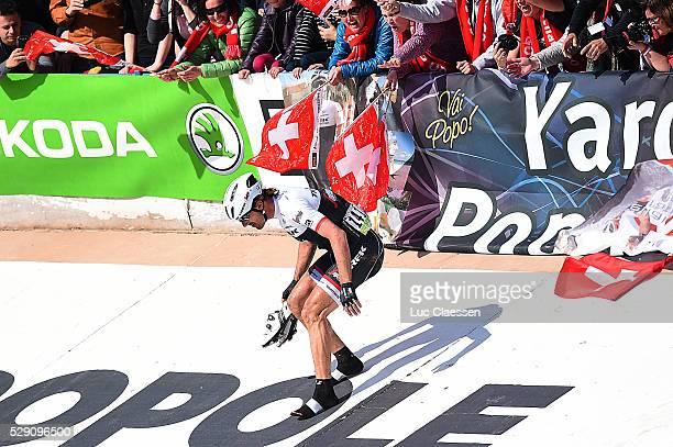 114th Paris Roubaix 2016 Fabian / Compiegne Roubaix / Parijs PR / Tim De WaeleLC/Tim De Waele/Corbis via Getty Images