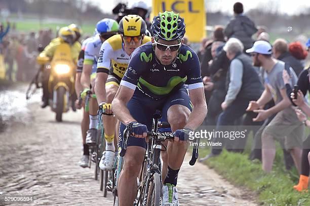 114th Paris - Roubaix 2016 ERVITI OLLO Imanol / Compiegne - Roubaix / Parijs PR / pool bp Tim De Waele