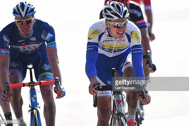 114th Paris - Roubaix 2016 VAN HOECKE Gijs / Compiegne - Roubaix / Parijs PR / Tim De WaeleLC/Tim De Waele/Corbis via Getty Images)