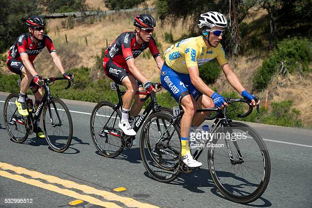 11th Amgen Tour of California 2016 / Stage 5 Julian ALAPHILIPPE Yellow Leader Jersey / Rohan DENNIS / Brent BOOKWALTER / Lodi South Lake Tahoe /...
