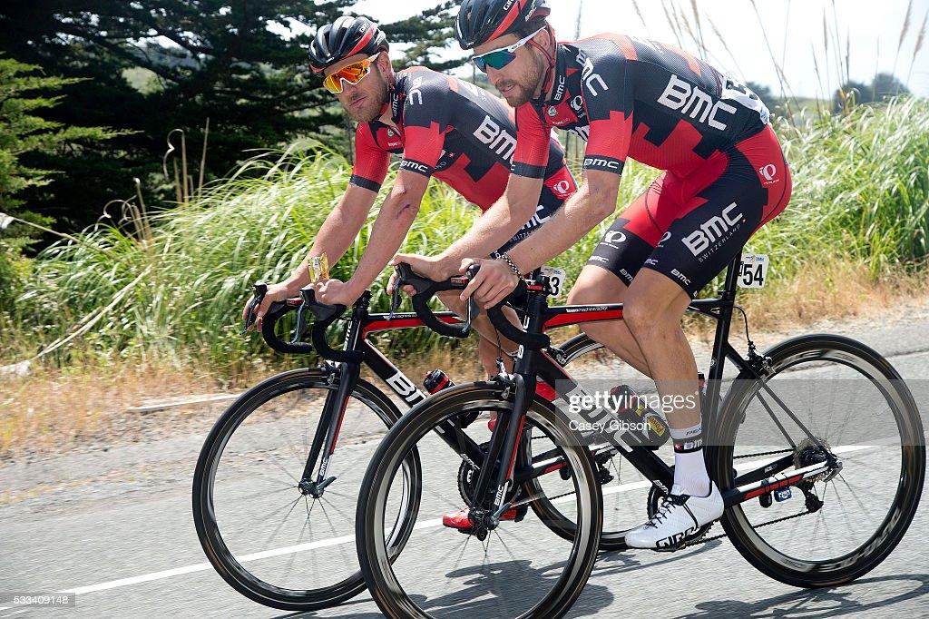 11th Amgen Tour of California 2016 / Stage 7 Taylor PHINNEY (USA)/JeanPierre DRUCKER (LUX)/ Santa Rosa - Santa Rosa (175,5km)/ Amgen Tour of California / Amgen/ ATOC /