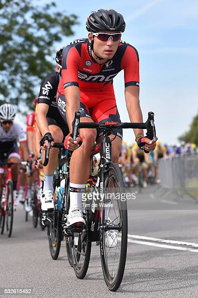 11th Eneco Tour 2015 / Stage 1 Rik ZABEL / Bolsward Bolsward / Rit Etape /Tim De Waele