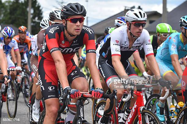 11th Eneco Tour 2015 / Stage 6 Rick ZABEL / Danny VAN POPPEL / Heerlen - Houffalize / Rit Etape /Tim De Waele