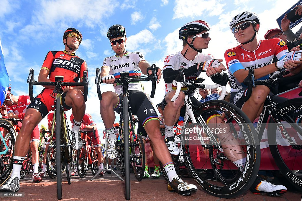 Cycling : 12nd Eneco Tour 2016 / Stage 1 : News Photo