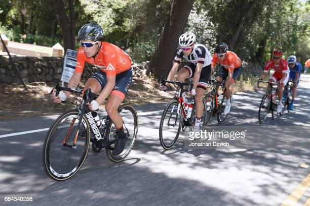 12th Amgen Tour of California Men 2017 / Stage 4 Evan HUFFMAN / Lennard HOFSTEDE / Rob BRITTON / Matthias LE TURNIER / Gavin MANNION / Santa Barbara-...