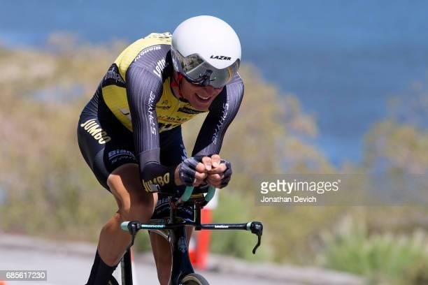 12th Amgen Tour of California Men 2017 / Stage 6 Robert GESINK / Big Bear Lake Big Bear Lake / Individual Time Trial / ITT/ ATOC / Amgen /