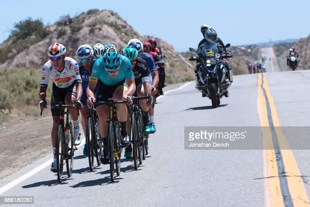12th Amgen Tour of California Men 2017 / Stage 7 Truls KORSAETH / Michal KOLAR / Ulises Alfredo CASTILLO / Jonny CLARKE / Joonas HENTTALA / Mountain...