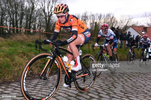 12th Omloop Het Nieuwsblad 2017 / Women KarolAnn CANUEL / Gent Gent / Women / Flanders Classics /