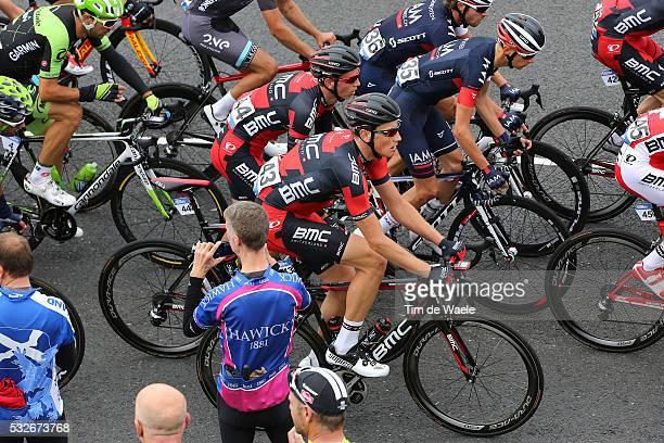 12th Tour of Britain 2015/ Stage 3 KUNG Stefan / TEUNS Dylan / Cockermouth - Floors Castle. Kelso / Rit Etape / Tour of Britain /Tim De Waele