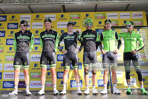 12th Tour of Britain 2015/ Stage 3 Team Cannondale Garmin/ Cockermouth - Floors Castle. Kelso / Rit Etape / Tour of Britain /Tim De Waele
