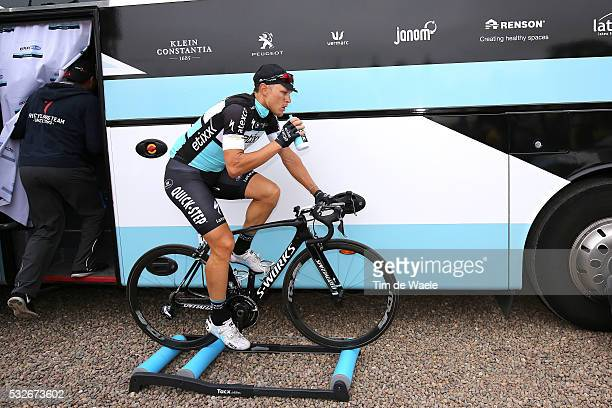 12th Tour of Britain 2015/ Stage 3 TRENTIN Matteo / Cockermouth - Floors Castle. Kelso / Rit Etape / Tour of Britain /Tim De Waele