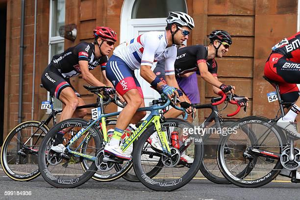13rd Tour of Britain 2016 / Stage 1 Adam BLYTHE / Glasgow Castle Douglas / Tour of Britain /Tim De WaeleKT/Tim De Waele/Corbis via Getty Images