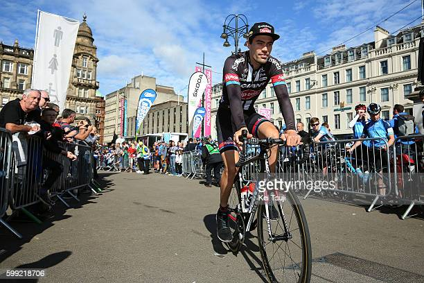 13rd Tour of Britain 2016 / Stage 1 Tom DUMOULIN / Glasgow Castle Douglas / Tour of Britain /Tim De WaeleKT/Tim De Waele/Corbis via Getty Images