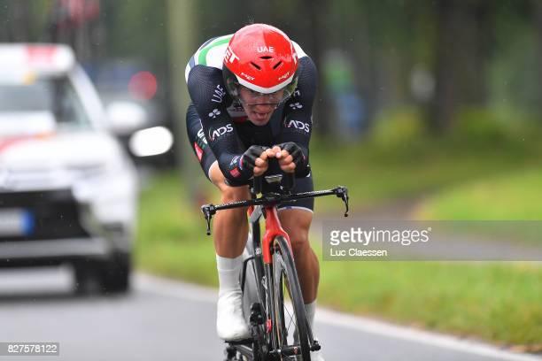 13th BinckBank Tour 2017 / Stage 2 Jan POLANC / Voorburg Voorburg / ITT / Individual Time Trial / BBT /