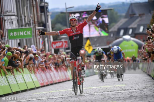 13th BinckBank Tour 2017 / Stage 7 Arrival / Jasper STUYVEN / Celebration / Essen Geraardsbergen 55m / BBT /