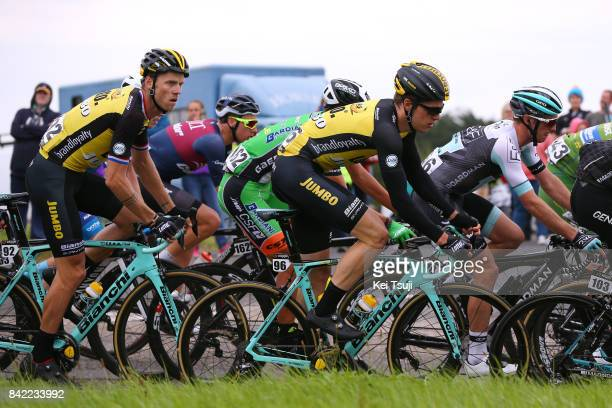 14th Tour of Britain 2017 / Stage 1 Lars BOOM / Gijs VAN HOECKE / Edinburgh - Kelso / OVO Energie / TOB /