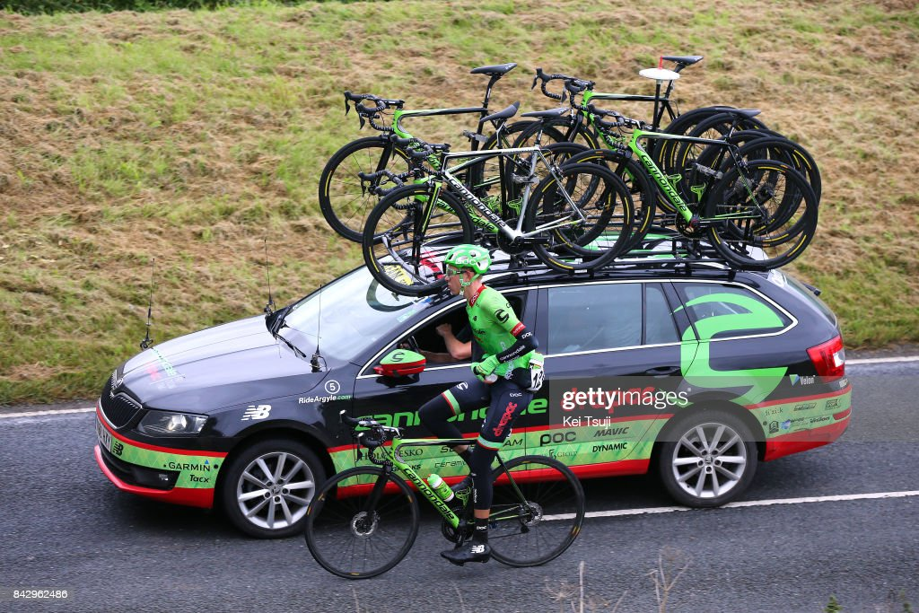 Cycling: 14th Tour of Britain 2017 / Stage 3 : News Photo