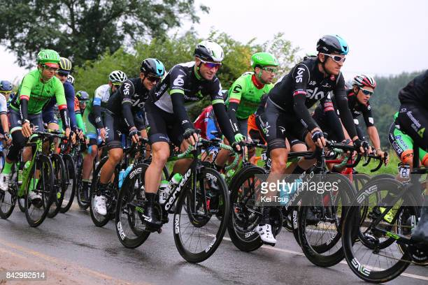 14th Tour of Britain 2017 / Stage 3 Mark RENSHAW / Geraint THOMAS / Normanby Hall Country Park Scunthorpe / OVO Energie / TOB /