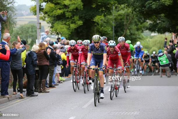 14th Tour of Britain 2017 / Stage 4 Luke DURBRIDGE / Tiago MACHADO / Tony MARTIN / Mads WURTZ SCHMIDT / Nils POLITT / Team Katusha Alpecin / Public /...