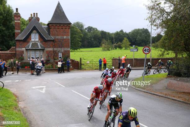 14th Tour of Britain 2017 / Stage 4 Tony MARTIN / Alexander KRISTOFF / Tiago MACHADO / Reto HOLLENSTEIN / Nils POLITT / Mads WURTZ SCHMIDT /...