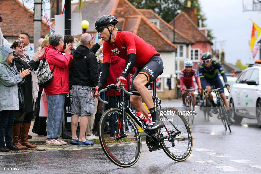 Cycling: 14th Tour of Britain 2017 / Stage 6 : ニュース写真