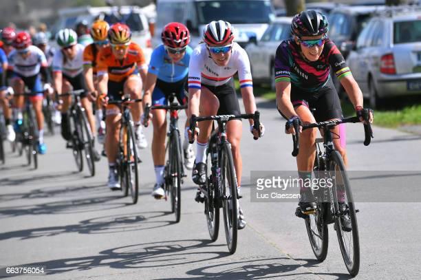 14th Tour of Flanders 2017 / Women Pauline FERRANDPREVOT / Oudenaarde Oudenaarde / Women / Ronde Van Vlaanderen / Tour of Flanders / RVV /