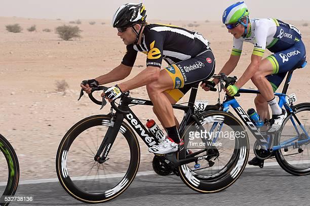 14th Tour of Qatar 2015 / Stage 2 CIOLEK Gerald / Al Wakra - Al Khor Corniche / Etape Rit / Ronde/ Tim De Waele