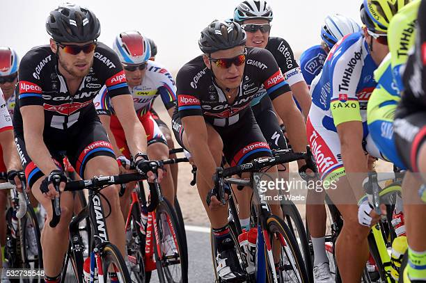 14th Tour of Qatar 2015 / Stage 2 KITTEL Marcel / Al Wakra - Al Khor Corniche / Etape Rit / Ronde/ Tim De Waele