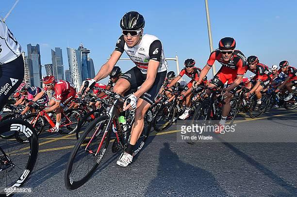 15th Tour of Qatar 2016 / Stage 5 BOASSON HAGEN Edvald / DRUCKER Jempy / Sealine Beach Resort Doha Corniche / Etape Rit Ronde/ Tim De Waele