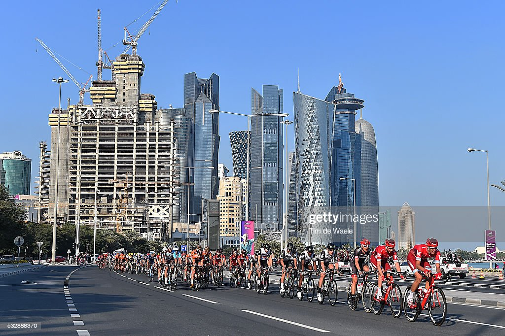 Cycling: 15th Tour of Qatar 2016 / Stage 5 : News Photo