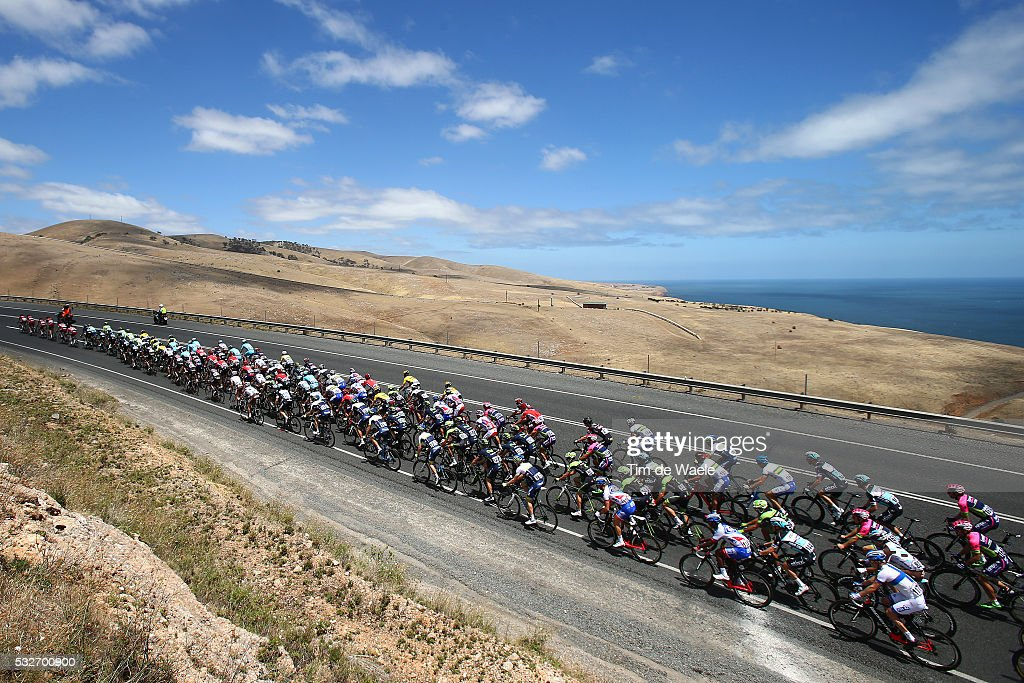 Cycling: 17th Santos Tour Down Under 2015/ Stage 4 : News Photo