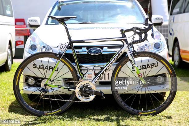 17Th Santos Tour Down Under 2015/ Stage 6Illustration Illustratie/ Team Cannondale-Garmin Pro Bike/ Villella Davide /King William Road-Adelaide /...