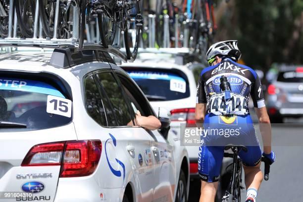 18Th Santos Tour Down Under 2016 Stage 4De La Cruz David / Team Etixx QuickStep / Car Voiture Auto NorwoodVictor Harbor / Etape Rit Ronde Tdu Tim De...