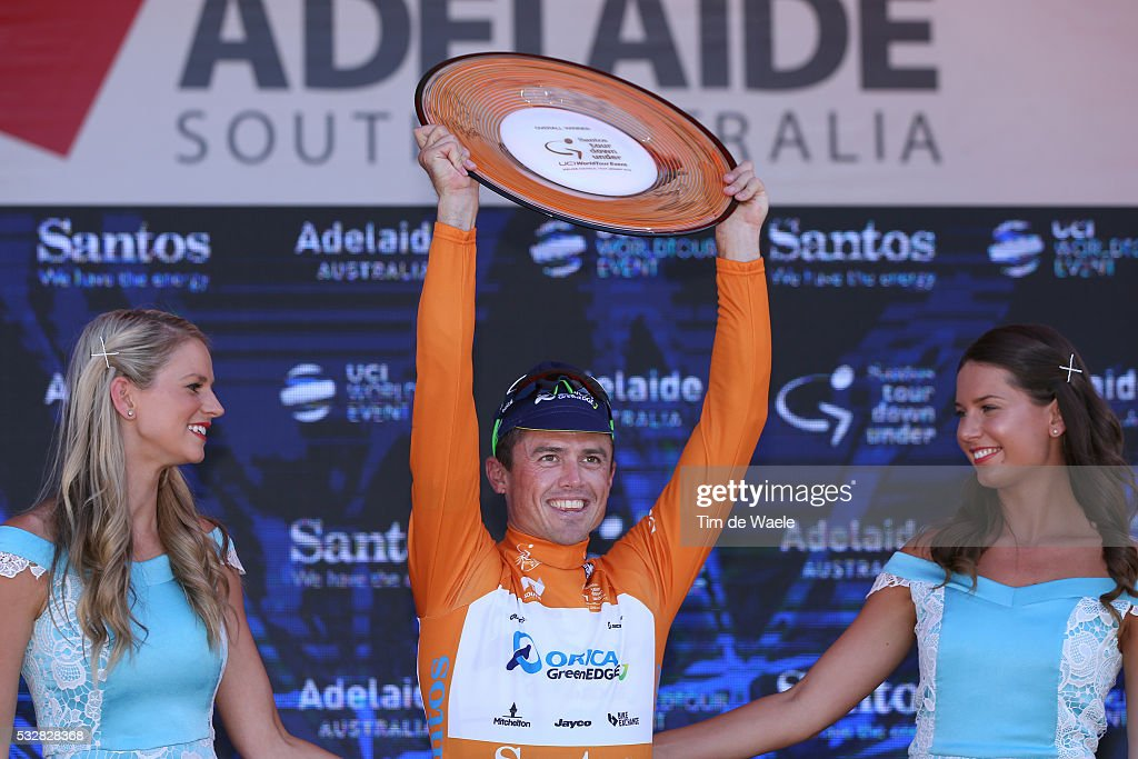 Cycling: 18th Santos Tour Down Under 2016 / Stage 6 : ニュース写真