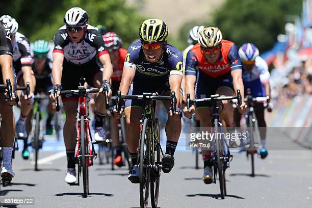 19th Santos Tour Down Under 2017/ Stage 1 - Men Arrival / Sprint / Caleb EWAN / Marko KUMP / Unley - Lyndoch / Hostworks Stage / Men / TDU / ©Tim De...